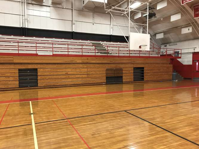 Rent A Gym Main Without Bleachers In Germantown Tn 38138
