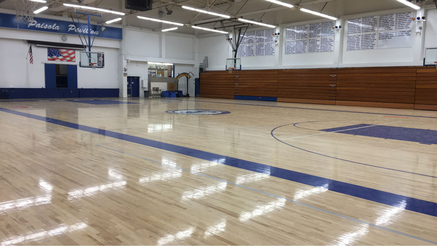 Rent A Gym Main With Bleachers In Lompoc Ca 93436