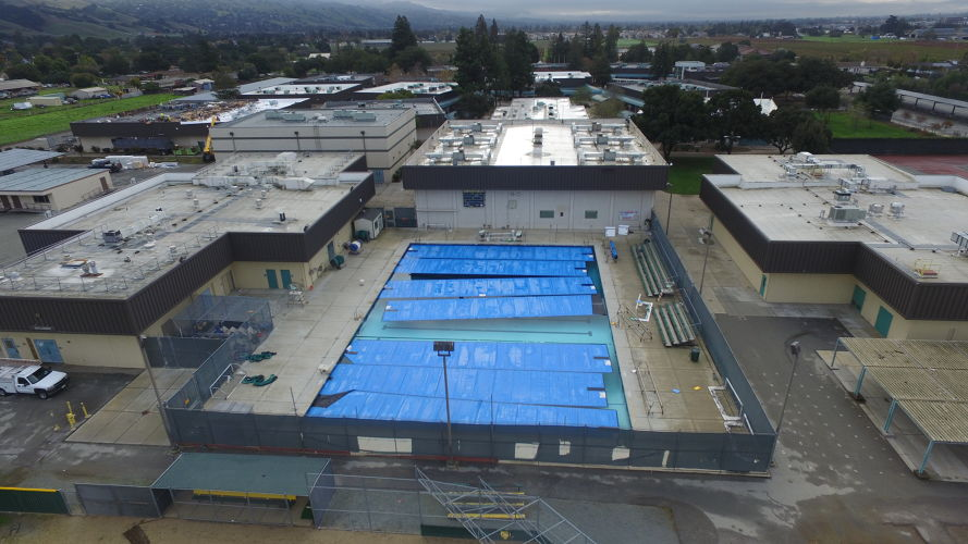 Field - Pool 2