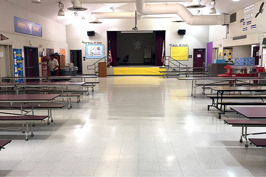 Multi-Purpose Room / Cafeteria