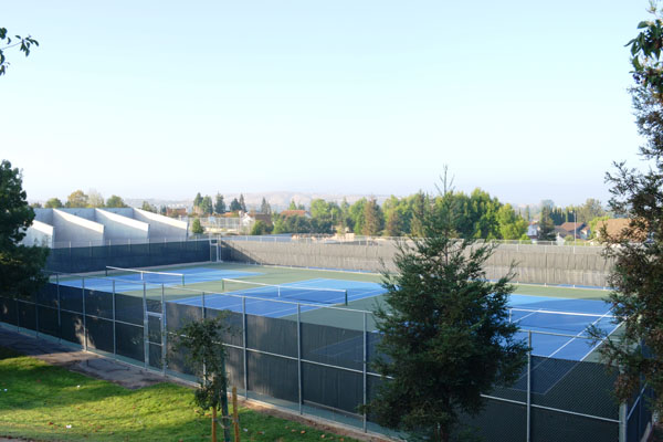 Outdoor Courts