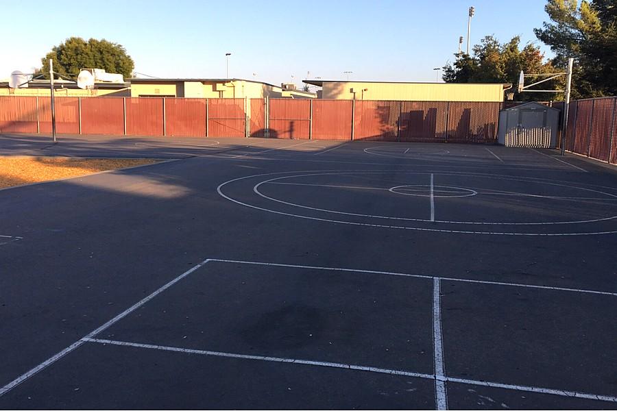 Blacktop / Basketball Courts
