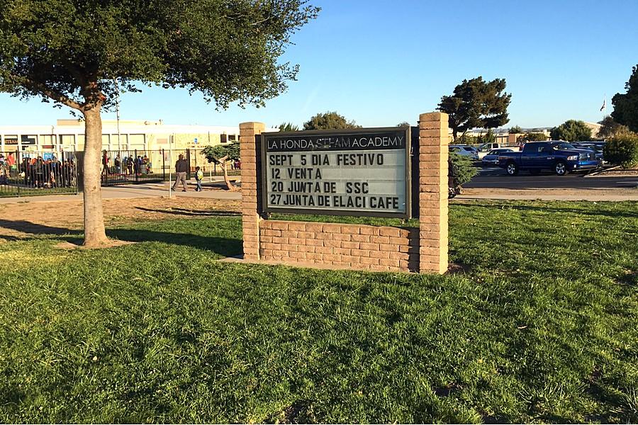 La Honda Elementary School