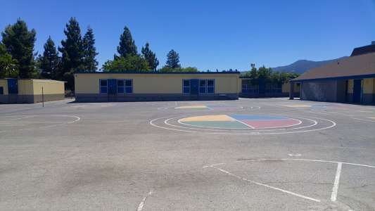 Blacktop/Basketball Court