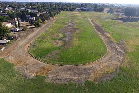 Football Field & Track