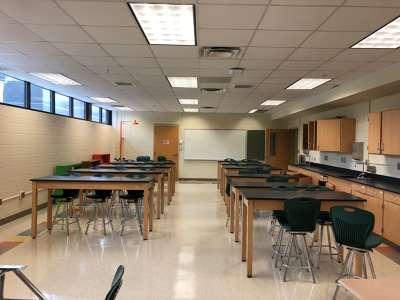 Large Classroom