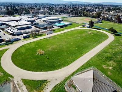Football / Dirt Track Field