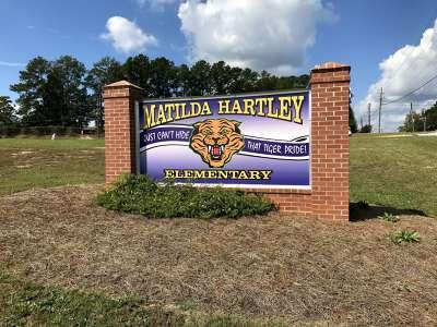 Matilda Hartley Elementary School