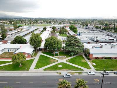 Baldwin Park High School