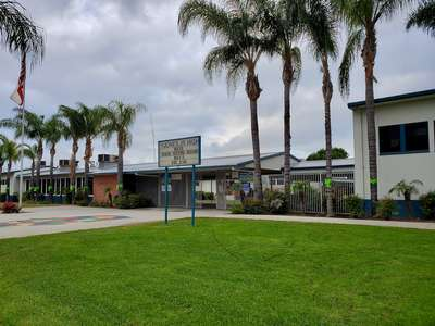 Charles D Jones Junior High School