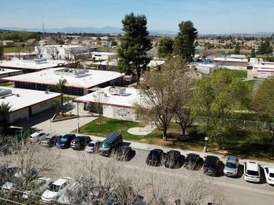 San Gorgonio Middle School
