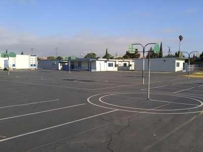 Blacktop/Basketball Courts 1