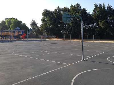 Blacktop/Basketball Courts 2