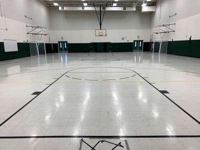 P.E. Gym