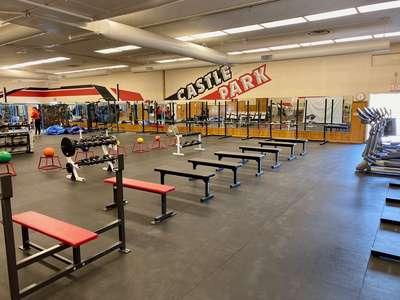 Adaptive PE Room