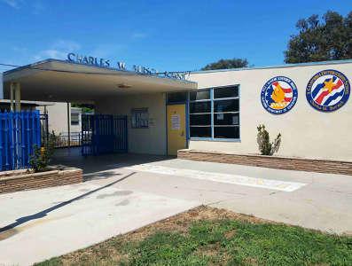 Charles W. Bursch Elementary School