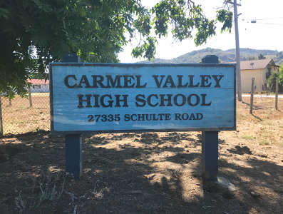 Carmel Valley High School