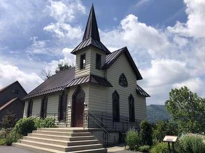 Fort Hunter Heckton Church