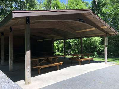 Wildwood Park Olewine Pavilion