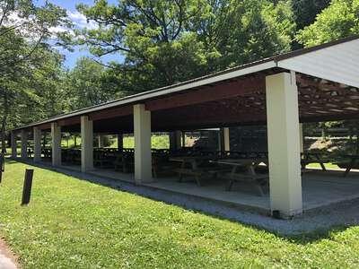 Lykens Glen Large Pavilion