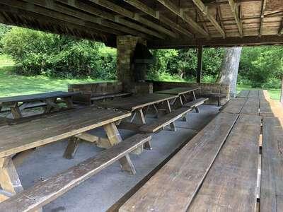 Fort Hunter East Pavilion