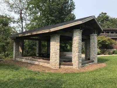 Wildwood Park Kunkel Pavilion and West Lawn