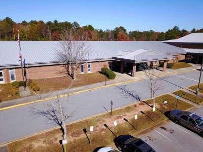 Chestnut Log Middle School