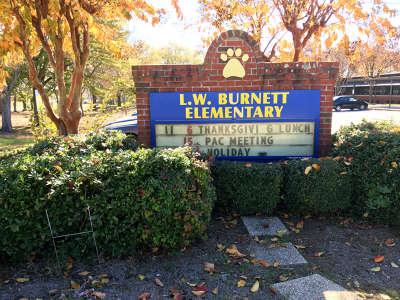 Burnett Elementary School lbes30134