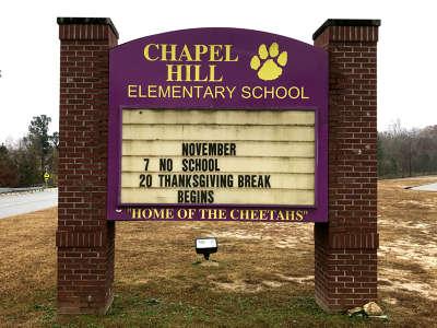Chapel Hill Elementary