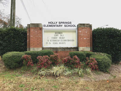 Holly Springs Elementary School