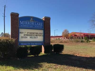 Mirror Lake Elementary School