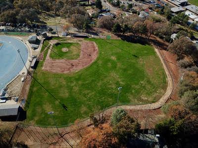 Varsity Baseball Field