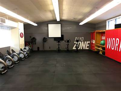 SF 49ers Fitness Zone