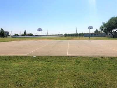 Blacktop/ Basketball Courts