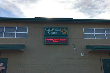 Oak Avenue Elementary School