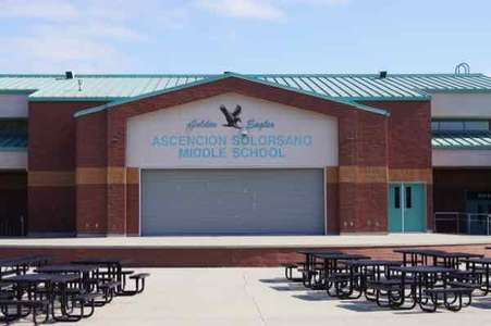 Ascencion Solorsano Middle School