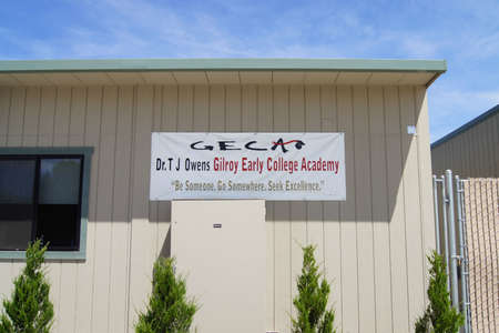 Dr. T.J. Owens Gilroy Early College Academy