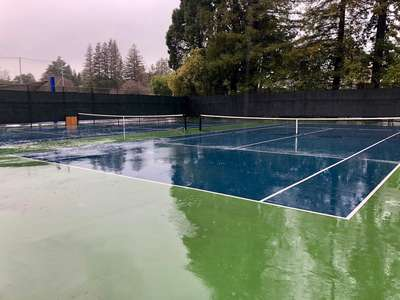 Hillsborough Recreation Tennis Courts