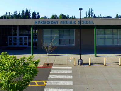 Evergreen Middle School