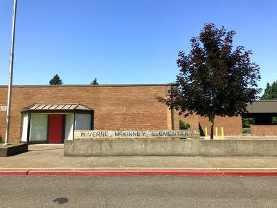 W. Verne Mckinney Elementary School