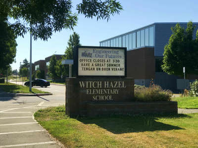 Witch Hazel Elementary School