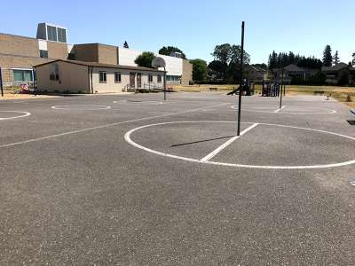 Basketball Courts / Blacktop