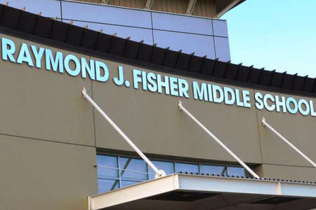 R.J. Fisher Middle School