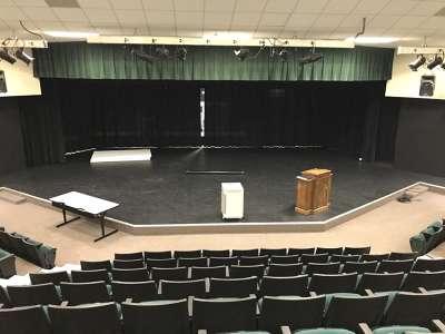 Cafetorium (Auditorium)