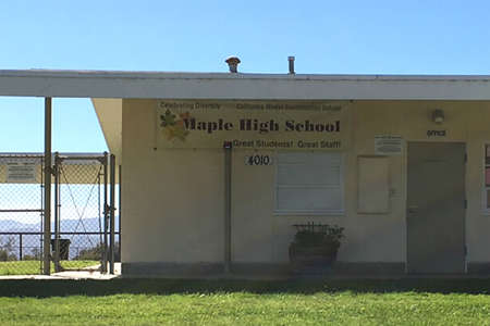 Maple High School