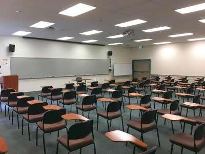 Room 3-114 - Classroom