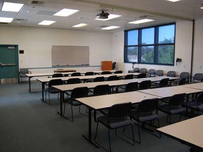 Room 1-202/203 - Classroom