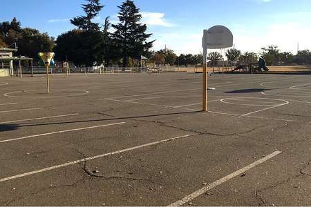 Blacktop / Basketball Courts