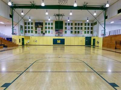 Gym - Auxiliary