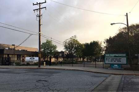 San Martin/Gwinn Elementary School